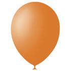 """Шар латексный 12"""", пастель, набор 100 шт., цвет оранжевый - фото 308467793"""