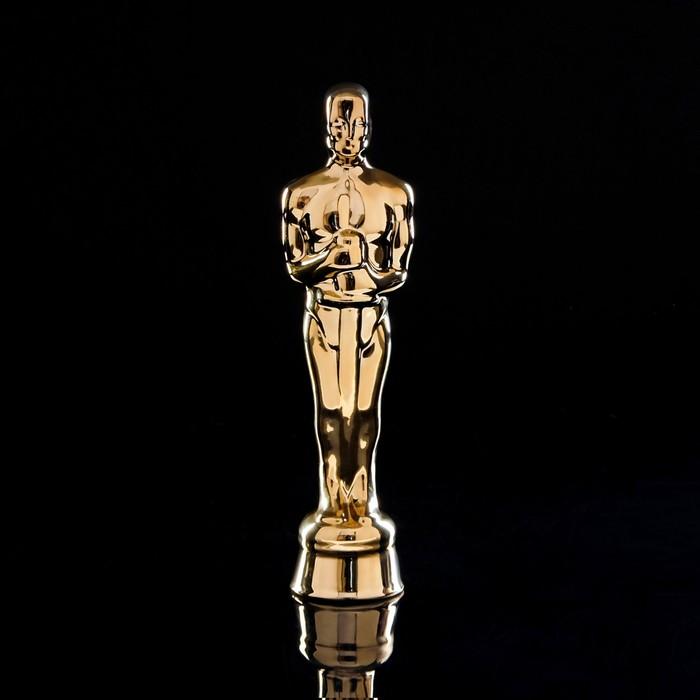 "Статуэтка ""Оскар"", золотистый,"