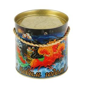 Подарочная коробка, тубус 'Миниатюра', 12 х 12 см Ош