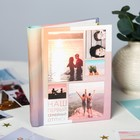 "Photo album ""Our first family holiday"", 10 magnetic sheets of 12 x 18.7 cm"
