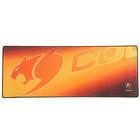 Коврик для мыши Cougar Arena, 800х300х5 мм, водонепроницаемый, черно-оранжевый