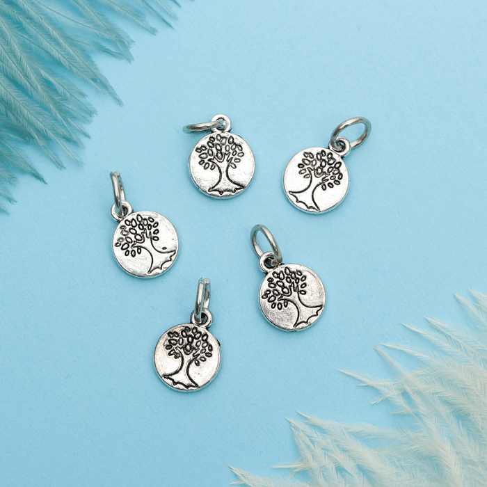 """Подвеска """"Дерево жизни"""", цвет серебро"""