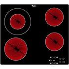 Варочная поверхность Whirlpool AKT 8130 BA, электрическая, 4 конфорки, черный