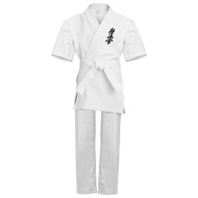 Кимоно кекусинкай с вышивкой, 240-280 г/м², рост 116