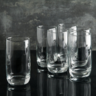 Набор стаканов «Французский ресторанчик», 330 мл, 6 шт - фото 692921