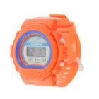 Часы наручные детские электронные, с силиконовым браслетом, МИКС, 23 см