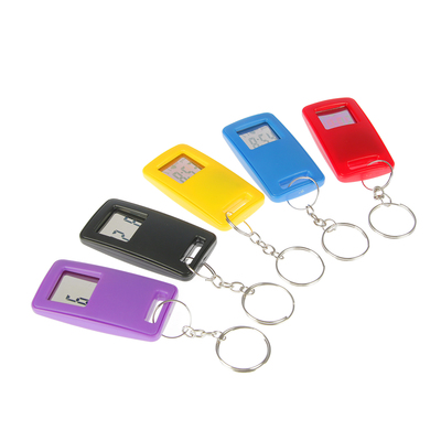 Часы карманные, электронные, брелок, микс 1.5х4.5х6 см