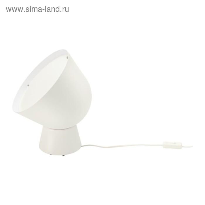 Настольная лампа IKEA 1x13Вт Е27 белый 23x23x32см