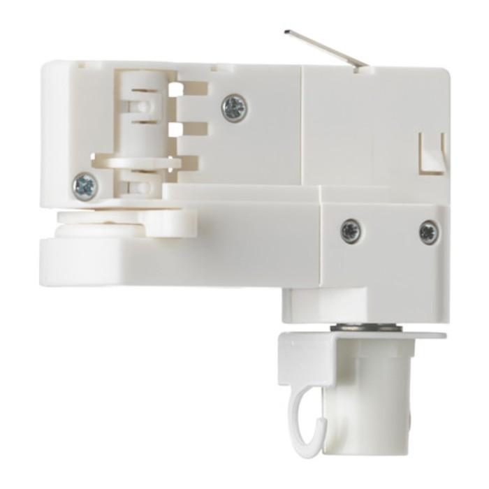 Соединитель для подвесного светильника SKENINGE 150Вт белый 8x3,2x4,7см