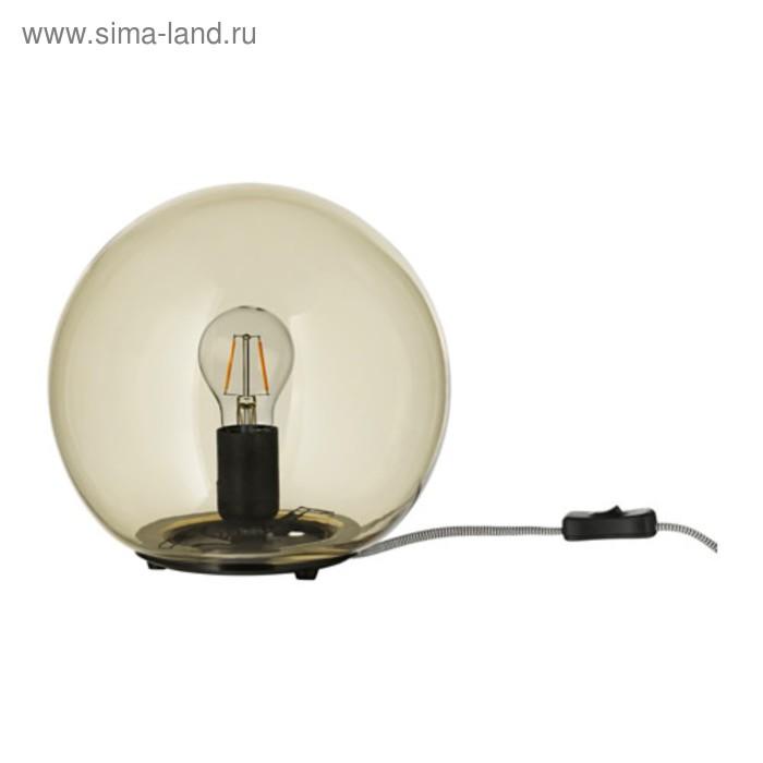 Настольная лампа FADO 1x75Вт Е27 желтый 25x25x24см
