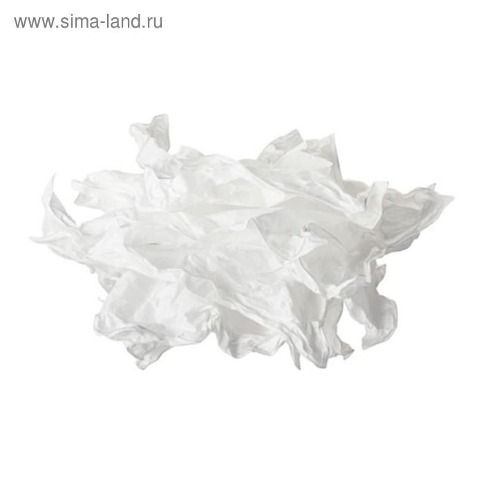 Абажур KRUSNING белый 43x43x43см