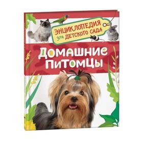 Энциклопедия для детского сада «Домашние питомцы»