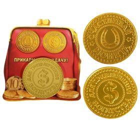 """Монета """"Для привлечения богатства"""""""
