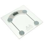 Весы напольные Ampix AMP-7244, электронные, до 180 кг, стекло