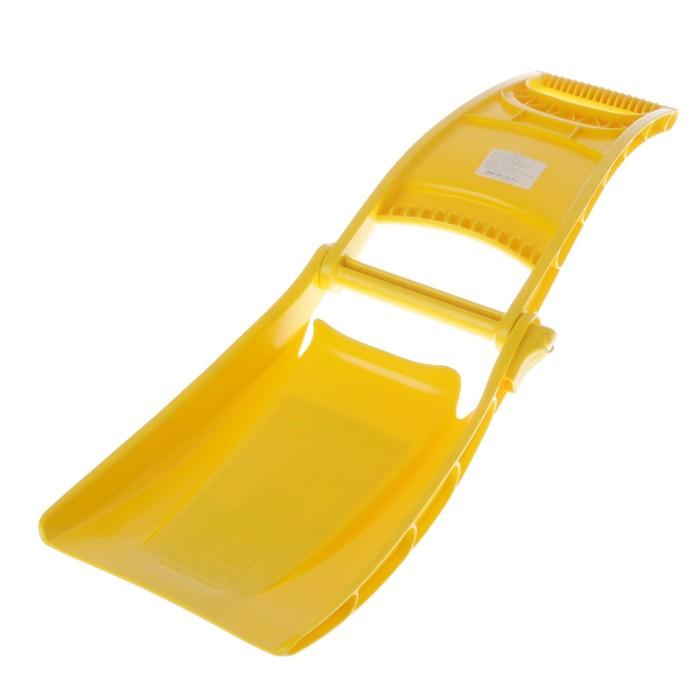 Лопата-трансформер автомобильная, складная, пластик