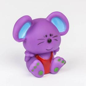 Игрушка для ванны «Мышонок», цвет МИКС