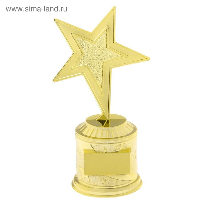 """Фигура литая под нанесение """"Звезда"""""""