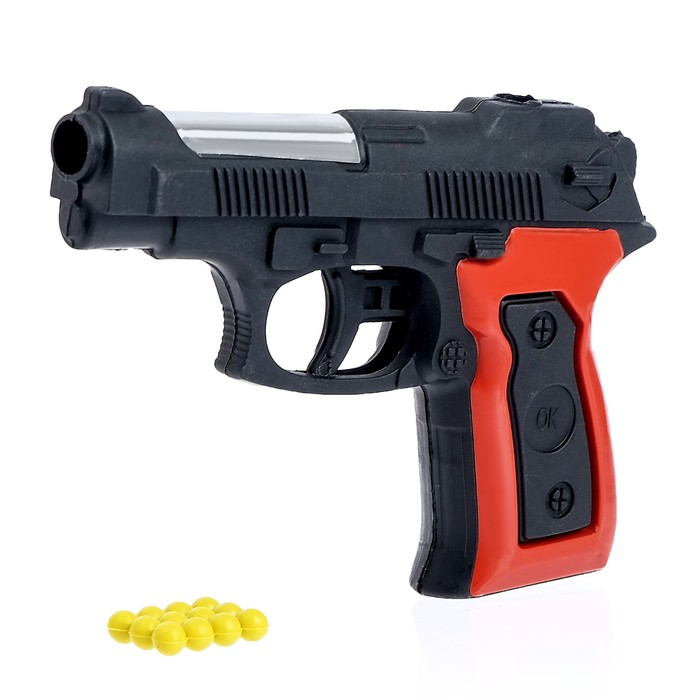 Пистолет механический «Тигр»