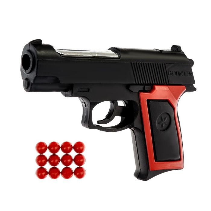 Пистолет механический «Крик», стреляет пулями
