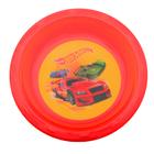 Миска 350 мл Hot Wheels, d=17 см