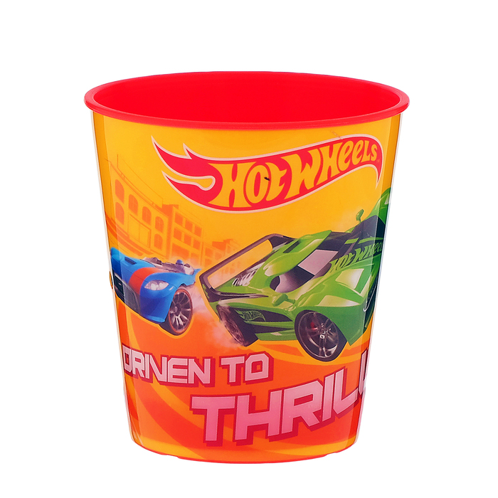 Стакан 260 мл Hot Wheels