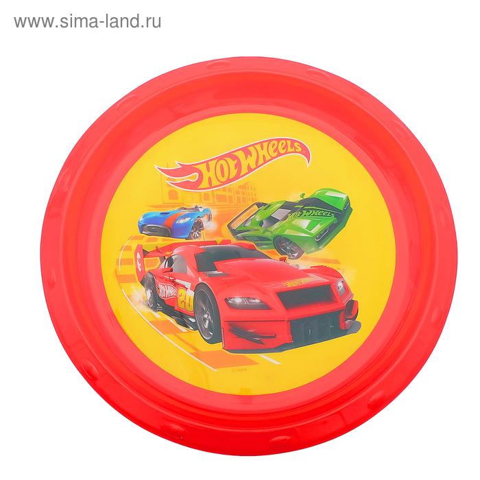Тарелка 21,5 см Hot Wheels