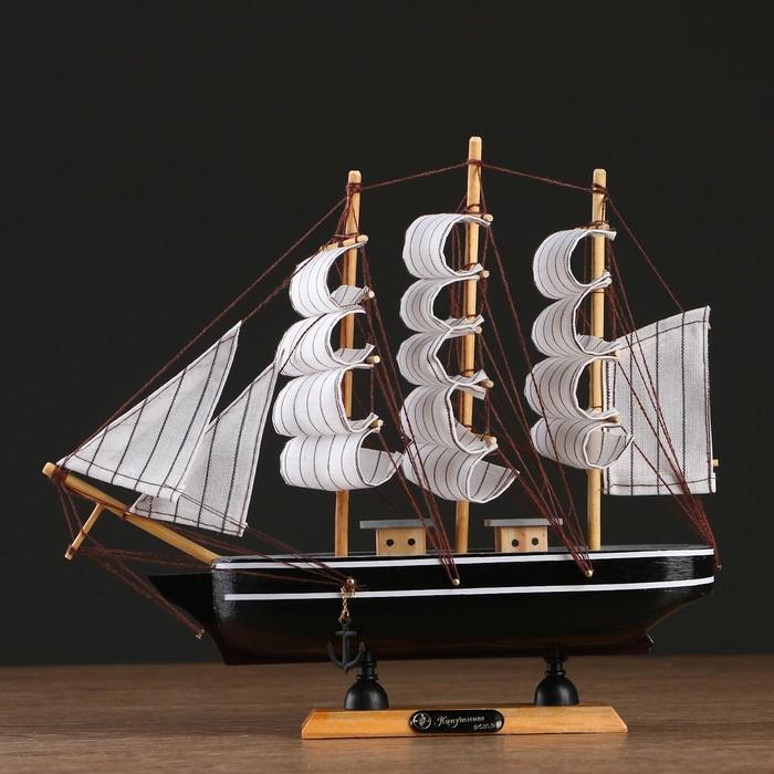 Корабль сувенирный средний  «Амалия»,  микс,