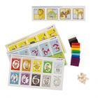 Развивающий набор «Мини-ларчик: Образные карточки»