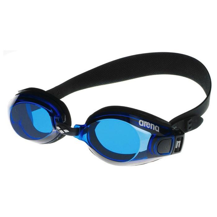 Очки для плавания ARENA Zoom Neoprene, синие линзы