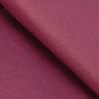 Бумага упаковочная тишью, бордовый, 50 см х 66 см
