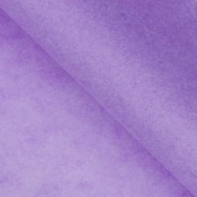 Бумага упаковочная тишью, лавандовый, 50 см х 66 см Ош