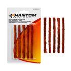 Заплатки из вулканизированной резины для ремонта шин PHANTOM, набор 5 шт.