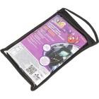 Накидка-органайзер, на спинку сидения, с карманом под планшет, 44х74 см