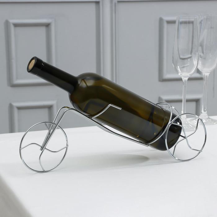"Подставка для бутылки ""Велосипед"""