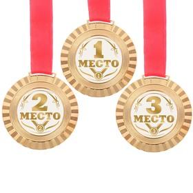 Медаль универсальная '2 место' Ош