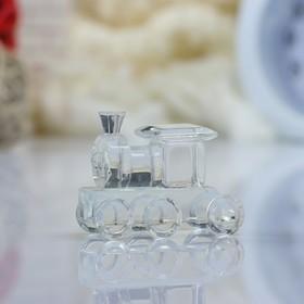 """Souvenir glass """"Train"""" 4. 2x4. 5x3,2 cm"""