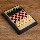 Набор игр 5 в1, магнитные, цветные 16.5х12 см - фото 105616803