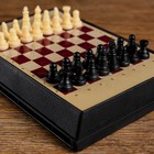 Набор игр 5 в1, магнитные, цветные 16.5х12 см - фото 105616805