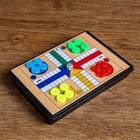 Набор игр 5 в1, магнитные, цветные 16.5х12 см - фото 105616806