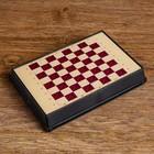 Набор игр 5 в1, магнитные, цветные 16.5х12 см - фото 105616808