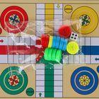 Набор игр 5 в1, магнитные, цветные 16.5х12 см - фото 105616811