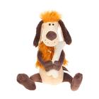 """Мягкая игрушка """"Пес Робинзон с косточкой"""", 28 см"""