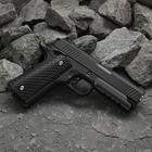 Пистолет пневматический пружинный Galaxy Colt 1911 PD G.25, кал. 6 мм