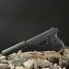 Пистолет пружинный Galaxy G.3, клб 6 мм