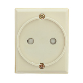 Socket invoice with a curtain Top, 16 A, 220 V