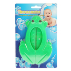 Термометр детский для воды в виде лягушки, пластик, 14 см, микс