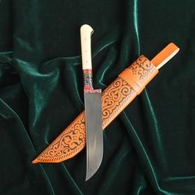 Пчак Шархон, рукоять из кости Ош