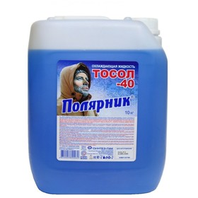 Тосол 'Полярник-40', 10 л Ош