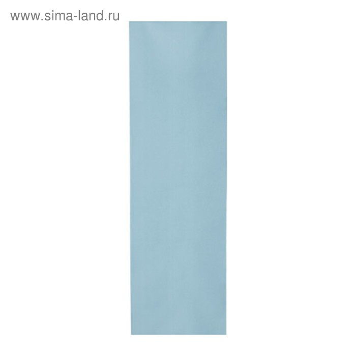 Гардина АННО ТУППЛЮР, размер 60х300 см, цвет голубой