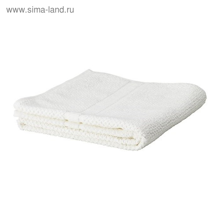 Полотенце махровое ФРЭЙЕН, размер 100х150 см, цвет белый